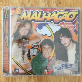Cd Malhação Nacional 2006 - Novo Lacrado De Fábrica!!!