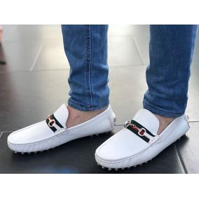 3a7a91320dd23 Zapatos Gucci Hombre Mocasines