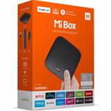 Tv Box Xiaomi Mi Box Tv 4k Ultra Hd Android6.0 Google Cast