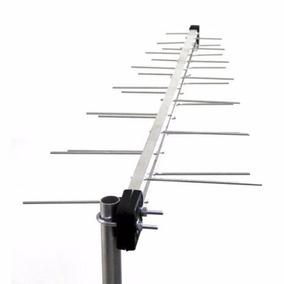 Antena Diglogpró 2 Externa Digital-28e S/mastro Vhf Hdtv