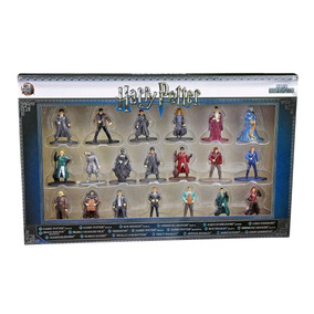 Harry Potter 20 Bonecos Nano Metalfigs Metals Colecionar