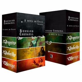 Box A Busca Do Graal, De Bernard Cornwell Promoção