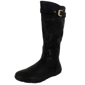 f73d99ca55 Botas Femininas Arezzo Montaria Mooncity - Botas Over the Knee para ...