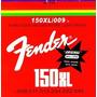 12 Paquetes Cuerdas Guitarra Eléctrica Fender Envío Gratis
