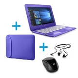 Laptop Hp Stream 11-y004la - Celeron N3050 - 4gb - X6x09la