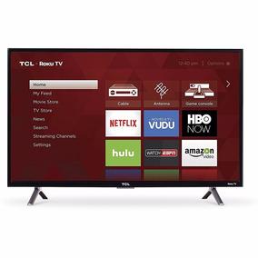 Pantalla Tcl 32 Hd Led Roku Smart Tv 60hz - T3230