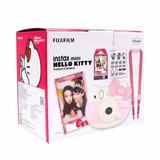 Camara Instantanea Fujifilm Instax Hello Kitty + Accesorios
