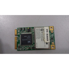 Placa Wireless Notebook Positivo Premium D237s (0308)
