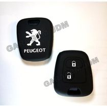Capa Silicone Chave Peugeot 206 207 307 Hoggar