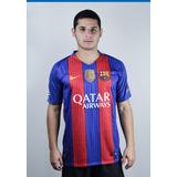 Camiseta Fc Barcelona 2016 Local 100% Originales Champions
