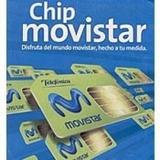 Chip Sim Linea Movistar Navegacion Ilimitada Internet Datos