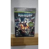 Dead Rising Platinum Hits - Xbox360 - Original Usado