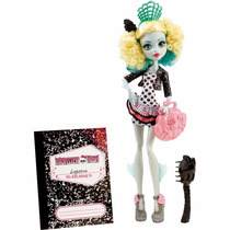 Monster High Intercâmbio Lagoona Blue - Mattel+brinde
