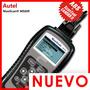 Nuevo Escaner Automotriz Autel Ms609 Para Mas De 30 Marcas