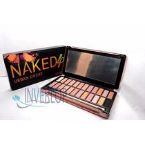 Sombra Naked 4 Version 24 Tonos Envio Gratis