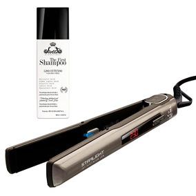 Shampoo The First Alisante Sem Formol + Chapinha Gama