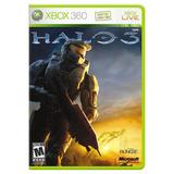 Halo 3 Xbox 360 Totalmenten En Español Nuevo Disco Fisico