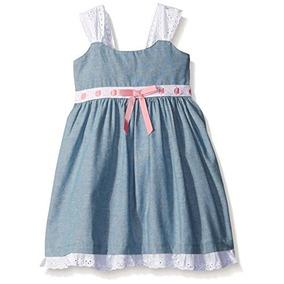 Vestido De Niña Blueberi Boulevard