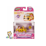 Carritos Shopkins Cutie Cars N° 02 Choc Chip Racer