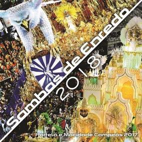 Sambas De Enredo Rj 2018
