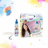Perfume Disney Soy Luna + Collar