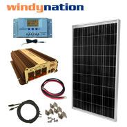 Calculo De Energia Solar, Cuantos Paneles Y Cuantas Baterias