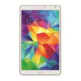Tableta Samsung Galaxy Tab S De 8.4 Pulgadas (16 Gb, Blanco