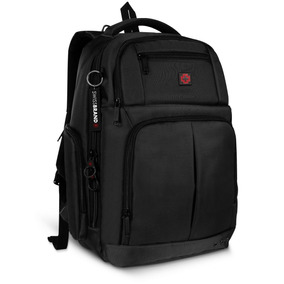Morrals Swissbrand Wembley Laptop Backpack Negro