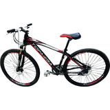 Bicicleta Top Mega Mtb Rod.29 Cuadro Sunshine