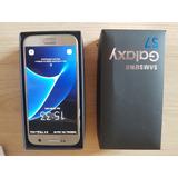 Baixou Galaxy S7 Dual Chip 32gb Dourado
