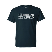 Remera Las Pastillas Del Abuelo + Calco