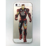 Case Capinha Homem De Ferro Iphone 4/4s Mais Barato Do Ml