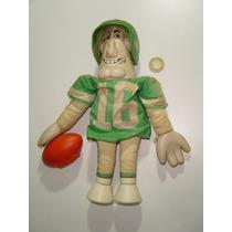 Muñeco Plástico Duro De Futbol Americano Jets