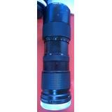 Fd 85-205 F3.8 Vivitar Zoom (macro)