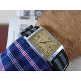Relógio Record Watch Longines 1930