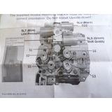 Kit Selenoides Cambio Caja Aw55-50sn Chevrolet Epica Captiva