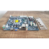Placa Mãe Pc Ware H61 Lga1155+ Processador I5 3470+ Mem 4gb