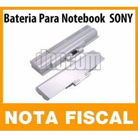 Bateria P/ Sony Vgn-nw210ae Vgp-bps13b/q Vgnnw Vgn-nw Prata