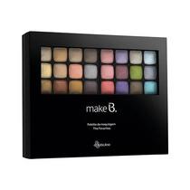 Palette De Maquiagem Make B The Favorites O Boticário