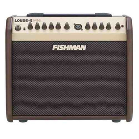 Amplificador Fishman Violao Loudbox Pro-lbx-500 - Hendrix