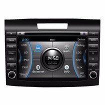 Central Multimídia Caska Honda Nova Crv Dvd Tv Gps Ca323