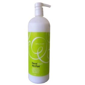 Deva Curl No Poo Higienizador Condicionante Sem Espuma 1l