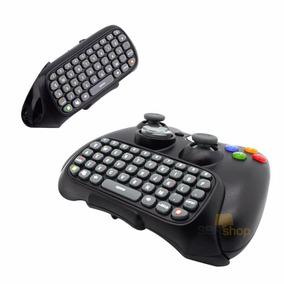 Teclado Keyboardchatpad Xbox360 Controlewireless Semfio Ofer