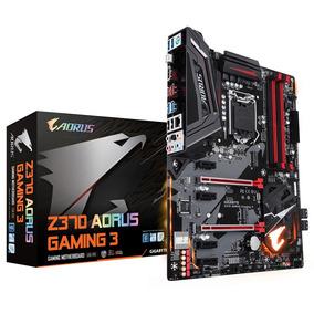 Motherboard Gigabyte Ga-z370 Aorus Gaming 3 1151 8va Z370!