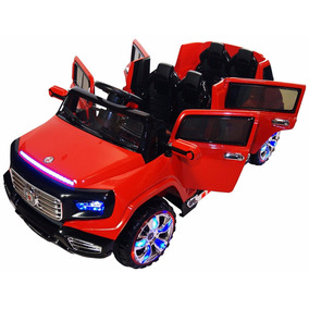 Two-seater 4-door Premium Ride On Electric Toy Car For Kids