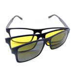 01fa6258473d5 Oculos Clip On 3 Em 1 Polarizado A Pronta Entrega