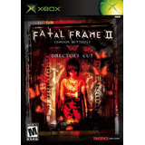 Fatal Frame 1 Y 2