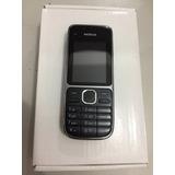 Nokia C2-01 - Só Funciona Vivo, 3g, 3.2mp, Fm, Mp3 - Usado