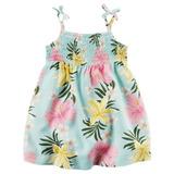 Carters ® Vestido Nena - Dress Floral Spring Super Canchero!