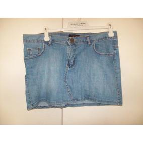 Minifalda De Jean Spy